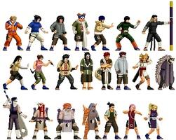 Naruto Mugen screenshot 2