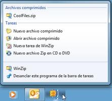 WinZip screenshot 3