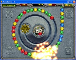 Zuma Deluxe screenshot 4