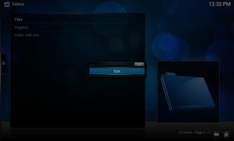 Kodi screenshot 2