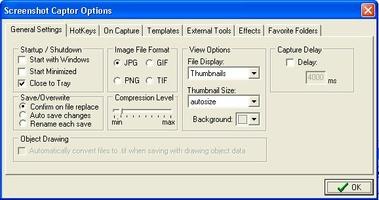 Screenshot Captor screenshot 2
