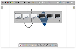 OpenBoard screenshot 5