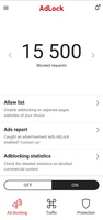AdLock for Android screenshot 2