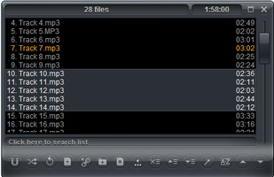 Zoom Player screenshot 4