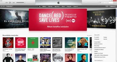 iTunes (64-bit) screenshot 3