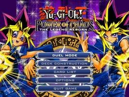 Yu-Gi-Oh! - The Legend Reborn screenshot 2
