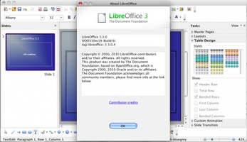 LibreOffice screenshot 3