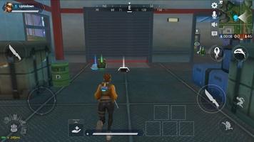 Omega Legends screenshot 2