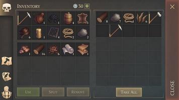 Grim Soul: Dark Fantasy Survival screenshot 13