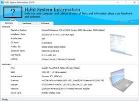 HiBit System Information screenshot 2