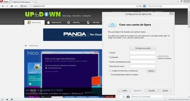 Opera USB screenshot 3