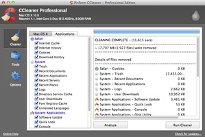 CCleaner screenshot 5