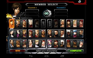 The King of Fighters-A 2012 screenshot 5