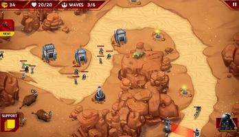Star Wars: Galactic Defense screenshot 6