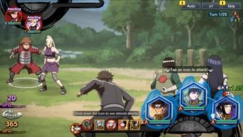 NARUTO X BORUTO NINJA TRIBES screenshot 4