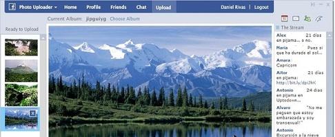 Photo Uploader for Facebook screenshot 6