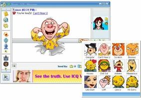 ICQ screenshot 3