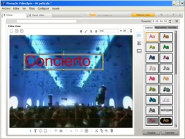Pinnacle VideoSpin screenshot 5