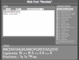 FontCreator screenshot 5