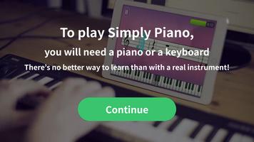 Simply Piano by JoyTunes screenshot 4