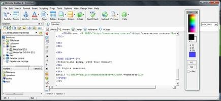 Website Builder screenshot 4