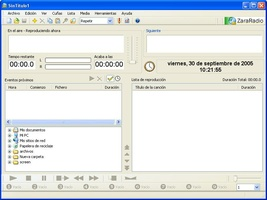 ZaraRadio screenshot 2