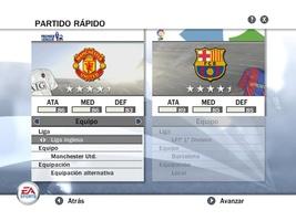 FIFA08 screenshot 6