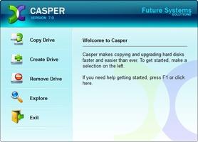 Casper screenshot 5