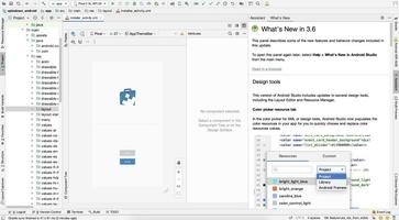 Android Studio screenshot 5
