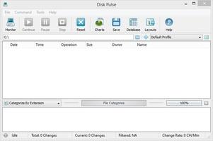 DiskPulse screenshot 2