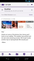 Yahoo Mail! screenshot 7