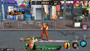 The King of Fighters ALLSTAR (Asia) screenshot 4
