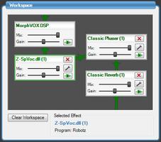 MorphVOX screenshot 4
