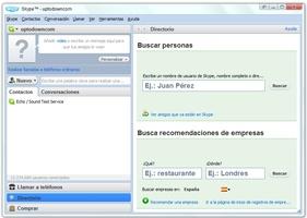 Skype screenshot 9