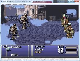 VBA-M screenshot 3