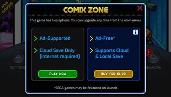 Comix Zone screenshot 5
