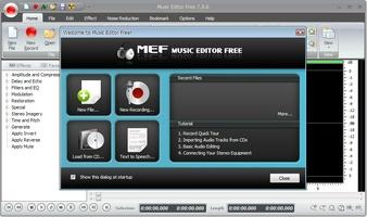 Music Editor Free screenshot 3
