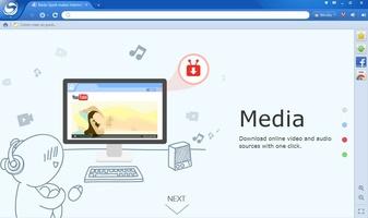 Baidu Spark Browser screenshot 2