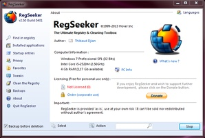 RegSeeker screenshot 5