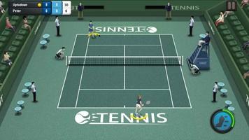Pocket Tennis League screenshot 9