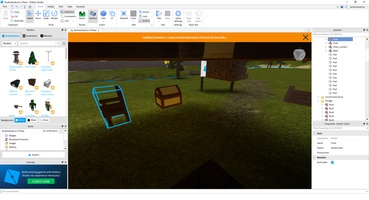 Roblox Studio screenshot 8
