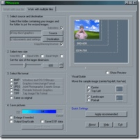 PIXresizer screenshot 3