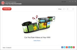 Gihosoft TubeGet Free YouTube Downloader screenshot 10