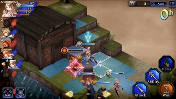 War of the Visions: Final Fantasy Brave Exvius screenshot 13