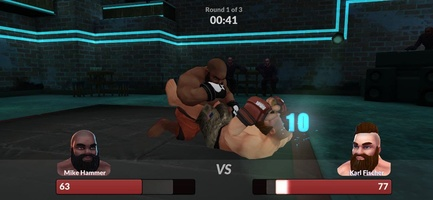 MMA Manager 2: Ultimate Fight screenshot 4