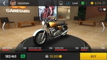 Racing Fever: Moto screenshot 11