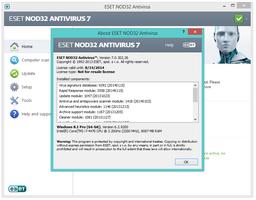 NOD32 Antivirus screenshot 5