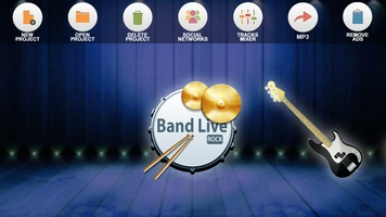 Band Live Rock screenshot 2