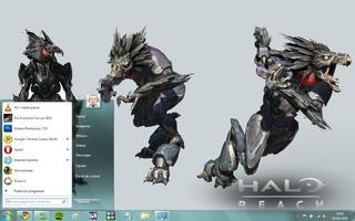 Halo: Reach Windows 7 Theme screenshot 9