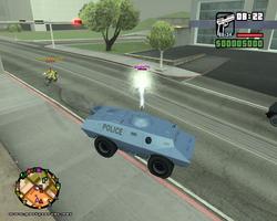 San Andreas Multiplayer screenshot 6